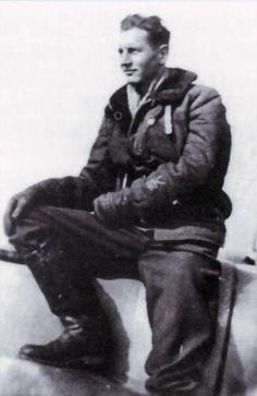 Lajos Krascsenics, WWII Hungarian ace with 5 victories (One not confirmed).