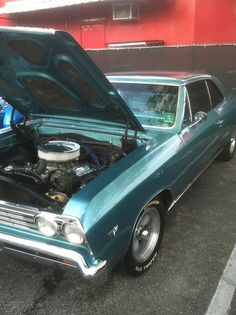 67 chevelle my first car I bought