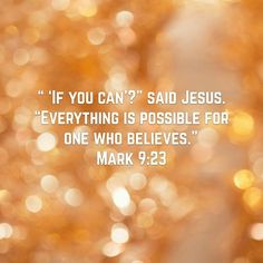 Yes it is! God will lead you to and through what ever he calls you to do!!! So believe anything is possible, because it is with God!!!:)