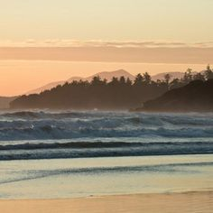 Tofino Coastline, Canada If you prefer fir trees to palm trees and surfing to sunbathing, Tofino is the place for you. Situated on the west coast of Vancouver Island, the tiny coastal town, (population 1,876) is the epitome of natural Pacific Northwest beauty. www.facebook.com/loveswish