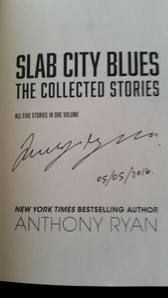 Just got this in the mail! Giveaway win! Very excited! Thanks Anthony Ryan @writer_anthony https://mightythorjrs.wordpress.com