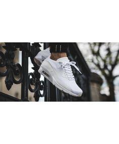 de7b3f4fe0 Mens Nike Air Max 90 Ultra 2 Flyknit White Pure Platinum,Nike exclusive  sponsorship of romantic Valentine's Day.