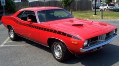 Hemmings Find of the Day – 1972 Plymouth 'Cuda | Hemmings Blog: Classic and collectible cars and parts