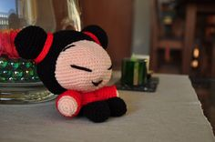 Chica outlet & DIY: Pucca. Free pattern