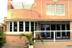 NZ Art Deco House