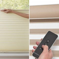Honeycomb shades are modern, energy efficient, and lower energy costs. Cell shades from SelectBlinds.com come cordless for child safety.