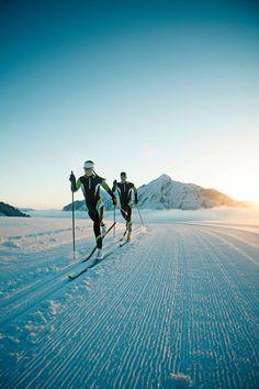 Fischer Sports: Nordic | Race | Action 14|15 Xc Ski, Ski Gear, Nordic Skiing, Ski Racing, Ski Jumping, Ski Season, Mountain Climbers, Winter Scenery, Training Motivation
