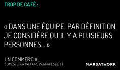 [TROP DE CAFÉ]