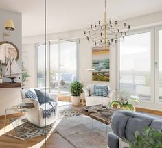 Fantastic decor is one part of the puzzle here, but this fabulous Apartment also has a panoramic view of the Havel lake.