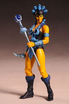 Evil-Lyn Masters of the Universe Classics action figure by Mattel
