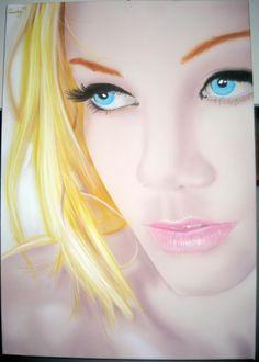 my last canvas    www.luckyart.it