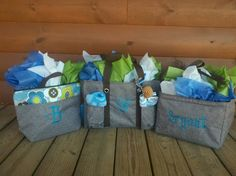 Bags and totes to organize things in your home - beautifully!!