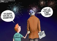 The SADDEST Fourth of July Cartoon You Will EVER See - BuzzPo