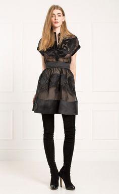 Angeles Mini Skirt | Temperley London
