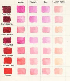 Acrylic Color Mixing Made Easy Painting Class Watercolor Skin Tones, Watercolor Kit, Watercolor Mixing, Watercolor Projects, Watercolor Techniques, Art Techniques, Watercolor Paintings, Color Mixing Chart Acrylic, Mixing Paint Colors
