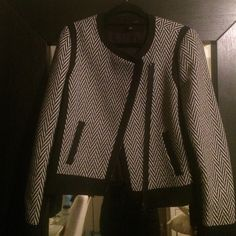 Ann Taylor moto jacket Worn a few time in great condition. Ann Taylor Jackets & Coats