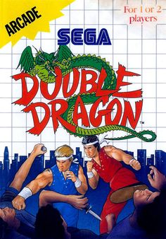 Double Dragon - Master System - Acheter vendre sur Référence Gaming
