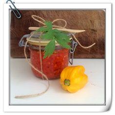 ChiliPasta – Sambal Oelek Sambal Oelek, Carrots, Chili, Stuffed Peppers, Snacks, Vegetables, Food, Chili Powder, Stuffed Pepper