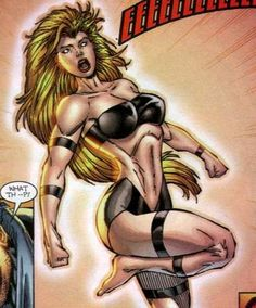 Siryn / Theresa Rourke Cassidy - X-Men Photo (35314245) - Fanpop