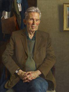 SHORTLISTED BP Portrait Award 2016 - 'Hugo', 2016 by Benjamin Sullivan (British: 1977)