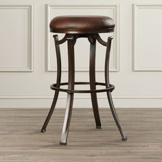 "Found it at Wayfair - Sprunt 30"" Swivel Bar Stool with Cushion"