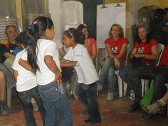 Fiesta de despedida de los voluntarios y voluntarias.