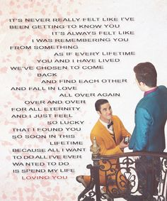 The absolute most beautiful, perfect proposal in the history of the universe <3 Klaine.