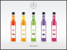 durscher sirup.  design credit, simon spring [ via Behance ]