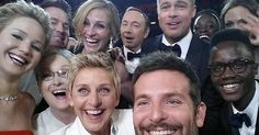 I really enjoyed watching the Oscars this year. Ellen's whole performance made me laugh so much.