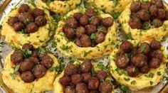 Nursel'in Evi Sebze Yatağında Misket Köfte Tarifi Meatball Recipes, Meat Recipes, Bed Recipe, Vegetable Bed, Romanian Food, Homemade Beauty Products, Creative Food, Soul Food, Iftar
