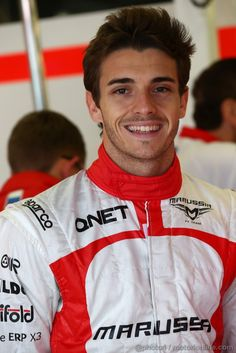 GP AUSTRALIA, 17.03.2013- Jules Bianchi (FRA) Marussia F1 Team as made a strong F1 debut today, ended the race on P15. Well done son !