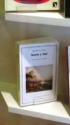 """""""Norte y Sur"""" de Elisabeth Gaskell. Editorial Catedra"""