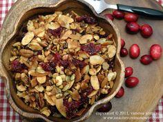 Gluten Free Granola Image