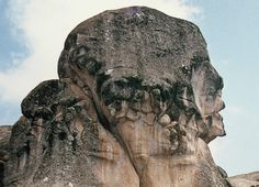 """Markawasi - Peru -Monument to Humanity - """"High atop a remote plateau in Central Peru, hundreds of illusive shapes can be seen in the living rock. Are they merely natural erosion, or were they carved, as some think, by the hand of man? And if so, whose hand, and for what reason?"""""""