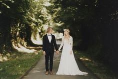 Samuel + Hildegunn // Wedding // Normandy France