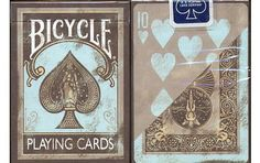 Bicycle Faded Playing Cards. $4.99. #playingcards #poker #games