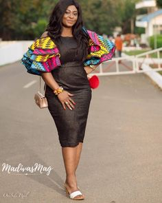 Latest Ankara styles in vogue.There are thousand and one styles on how you can rock your Ankara styles.The above styles can make head turn toward you Latest African Fashion Dresses, African Print Dresses, African Dresses For Women, African Print Fashion, African Attire, African Women, Trendy Ankara Styles, Ankara Dress Styles, Vogue
