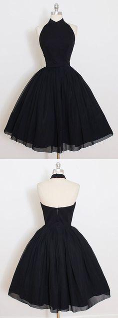 black homecoming dresses, elegant vintage party dresses, cheap short party dresses