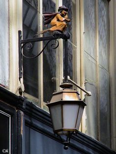 Passage à Paris  By alain Chantelat