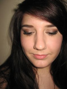 Great eye-shadow placement