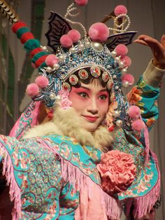 Kunqu - one of the oldest extant forms of Chinese opera. It evolved from the Kunshan melody, and dominated Chinese theatre from the 16th to the 18th centuries
