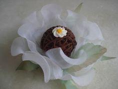 Forminhas para doces finos,Obra de Arte: Forminha de voil VO008
