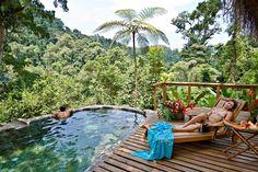 Deluxe Vacations in Costa Rica