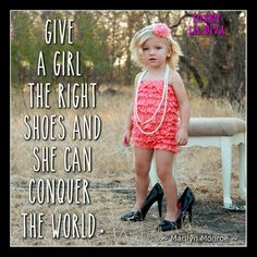 #quotes #inspirational #girl #cute #shoes #funkylildiva #marilynmonroe
