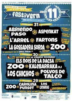 El #Festivern1516 ret homenatge a @OvidiMontllor #Tavernes #músicaenvalencià Cat, Blog, Cat Breeds, Blogging, Cats, Kitty