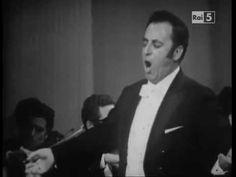 "Carlo Bergonzi ""E lucevan le stelle"" In memoriam - YouTube"
