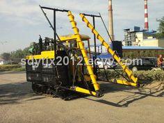 New Model Reeder/Jute harvester - China Agricultural Machinery, Yatai China, Harvester, New Model, Jute, Porcelain, Utah, Burlap