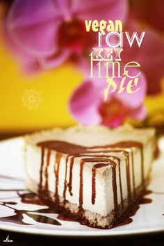 Vegan Raw Key Lime Pie Cream