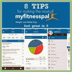 My fitness pal tips Trying To Lose Weight, Ways To Lose Weight, Lose 5 Pounds Fast, My Fitness Pal, How To Make Sandwich, Weight Loss Plans, Lose Belly Fat, Daily Diary, Fat Burning
