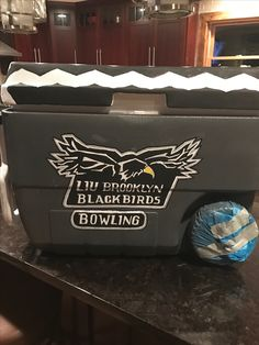 LIU Blackbird Women's Bowling cooler